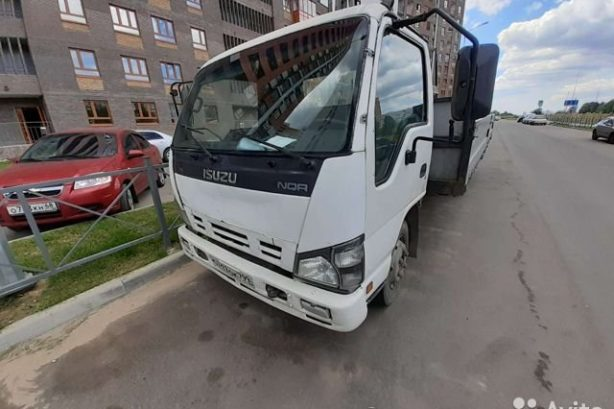 Isuzu ELF 75 (N-series) 2008 г.в