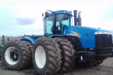 Трактор колесный New Holland Т9040